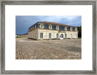 Corderie Royale Framed Print by Olivier Le Queinec