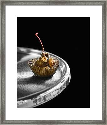 Cordial Framed Print by Nikolyn McDonald
