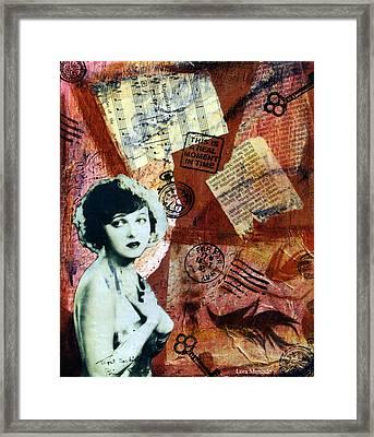 Corinne Framed Print