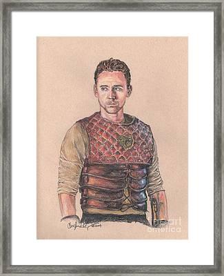 Coriolanus Framed Print