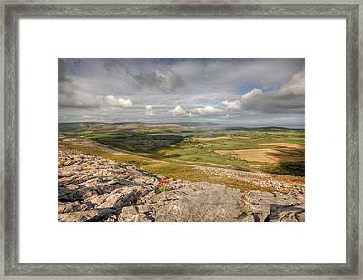 Corker Hill View Framed Print