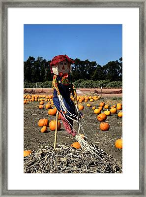 Framed Print featuring the photograph Corn Mom by Michael Gordon