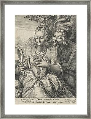Cornelis Boel, Anonymous Framed Print