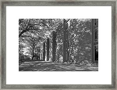 Cornell College Tarr Hall Framed Print