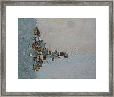 Corners 2 Framed Print