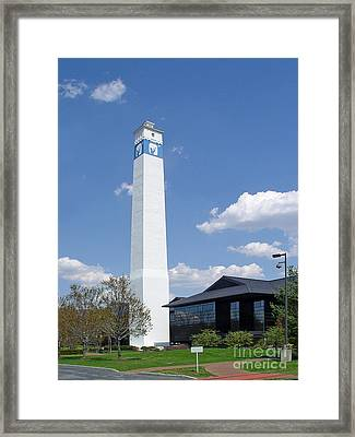 Corning Little Joe Tower 3 Framed Print