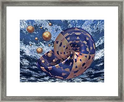 Cornucopia Framed Print by Manny Lorenzo