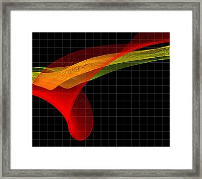 Cornucopia Of Dreams Framed Print by Clair Dunn