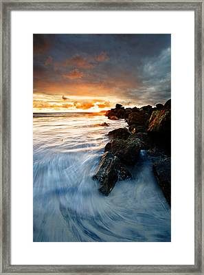 Framed Print featuring the photograph Coronet by Ryan Weddle