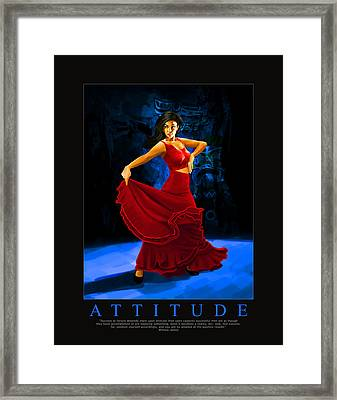 Corporate Art 002 Framed Print
