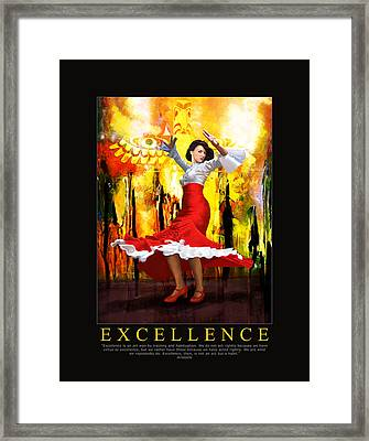 Corporate Art 003			 Framed Print