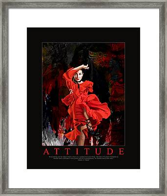 Corporate Art 004 Framed Print by Catf