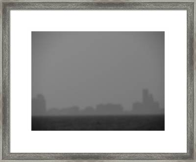 Framed Print featuring the photograph Corpus by Tom DiFrancesca