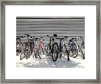 Corral Framed Print