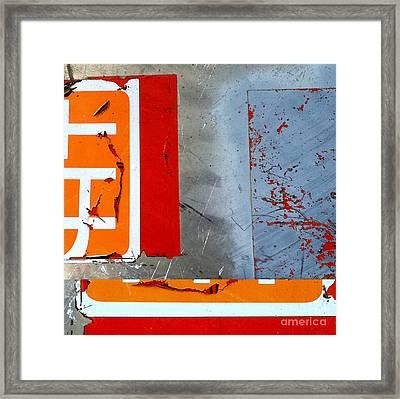 Cosine Framed Print
