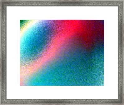 Cosmic Dust 1 Framed Print by Will Borden
