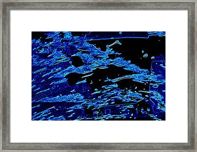 Cosmic Series 001 Framed Print