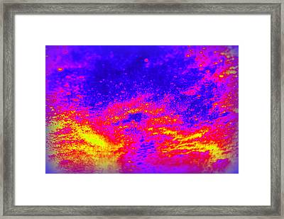 Cosmic Series 005 Framed Print