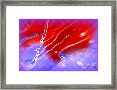 Cosmic Series 007 Framed Print