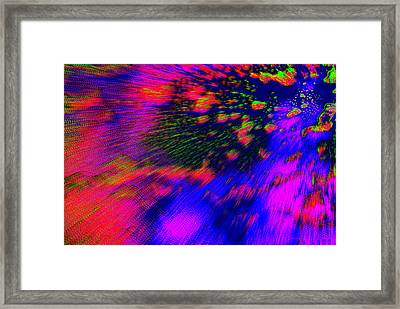 Cosmic Series 010 Framed Print