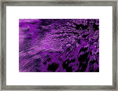 Cosmic Series 011 Framed Print