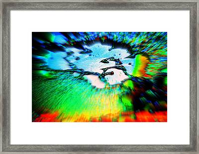 Cosmic Series 012 Framed Print