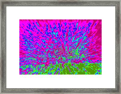 Cosmic Series 014 Framed Print