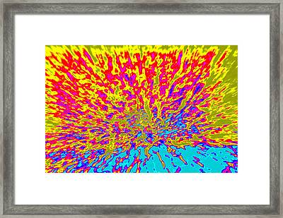 Cosmic Series 015 Framed Print