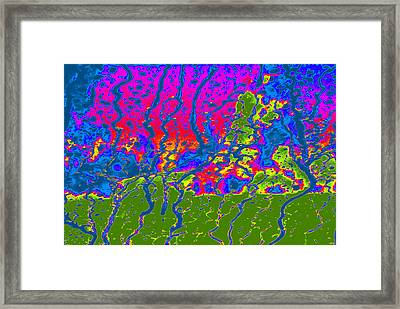 Cosmic Series 016 Framed Print
