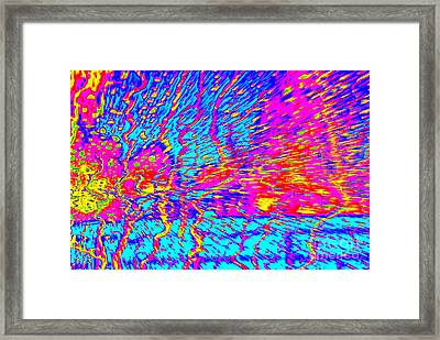 Cosmic Series 021 Framed Print