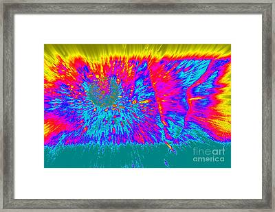 Cosmic Series 022 Framed Print