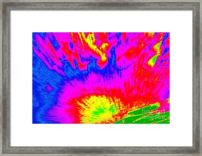 Cosmic Series 023 Framed Print