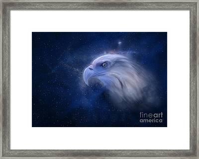 Cosmos 2 Framed Print by Ivan  Pawluk