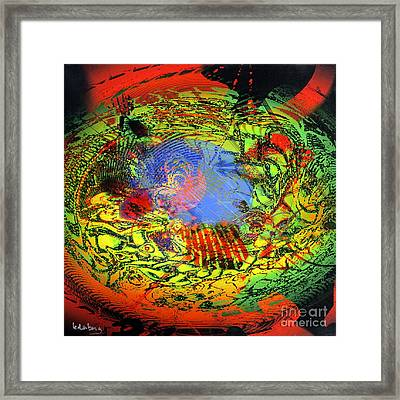 Cosmos #6 Framed Print