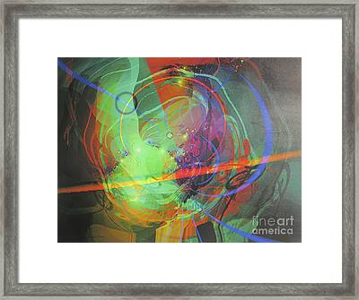 Cosmos #7 Framed Print