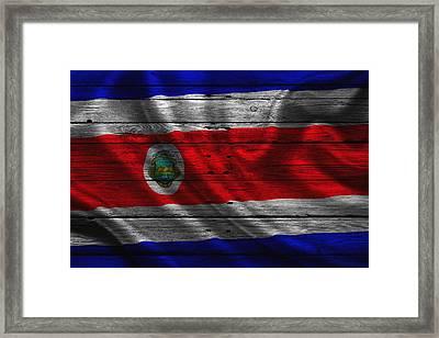 Costa Rica Framed Print by Joe Hamilton
