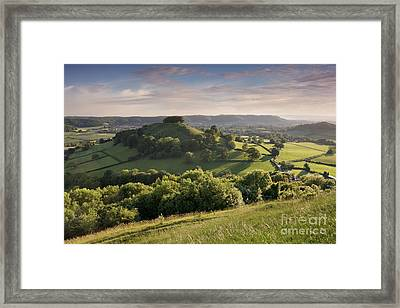 Cotswolds 1 Framed Print by Rod McLean