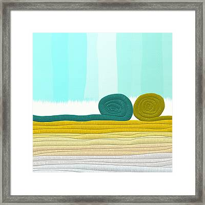 Couch Framed Print by Len YewHeng