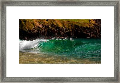 Coumeenole Beach Framed Print