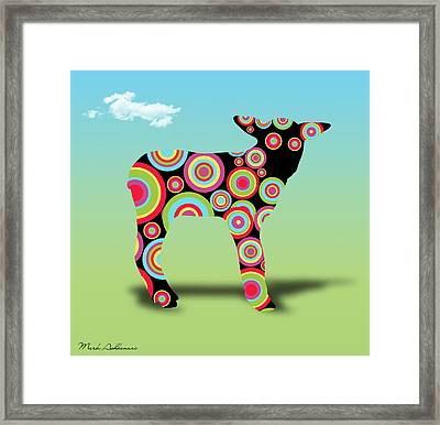 Count Me In  Framed Print by Mark Ashkenazi