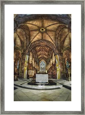 Count Your Blessings Framed Print by Evelina Kremsdorf