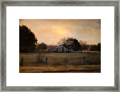 Country Heirloom Framed Print