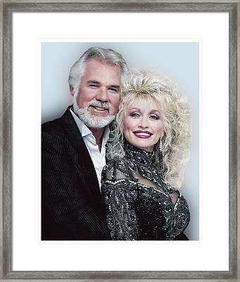 Country Music Royalty Framed Print by Brian Graybill