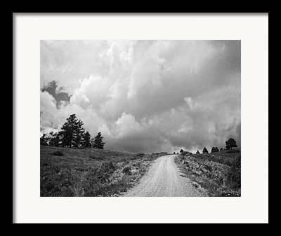 Stormful Framed Prints