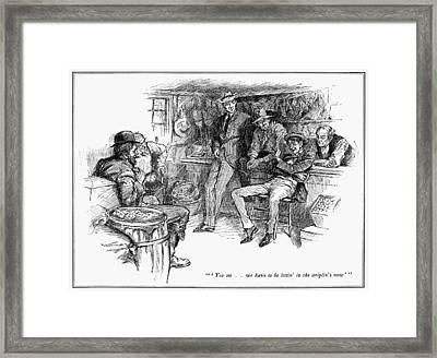Country Store, 1903 Framed Print by Granger