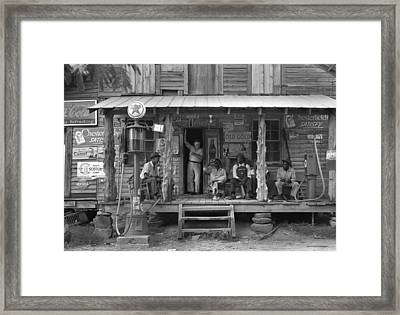 Country Store, 1939 Framed Print by Granger