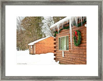 Country Store Framed Print by Ann Murphy