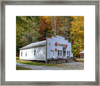 Country Store Framed Print by Bob Jackson