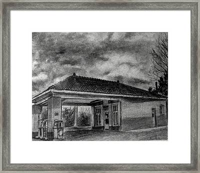 Country Store Framed Print by Doil Ivey