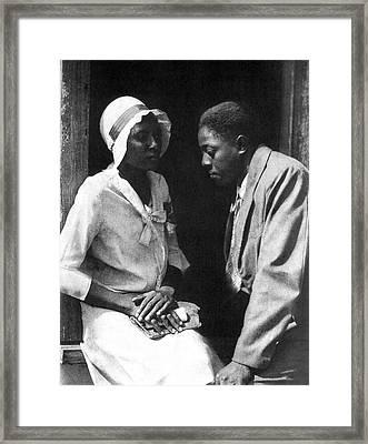 Couple, C1925 Framed Print